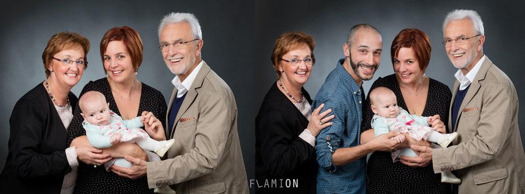 portrait de famille blog