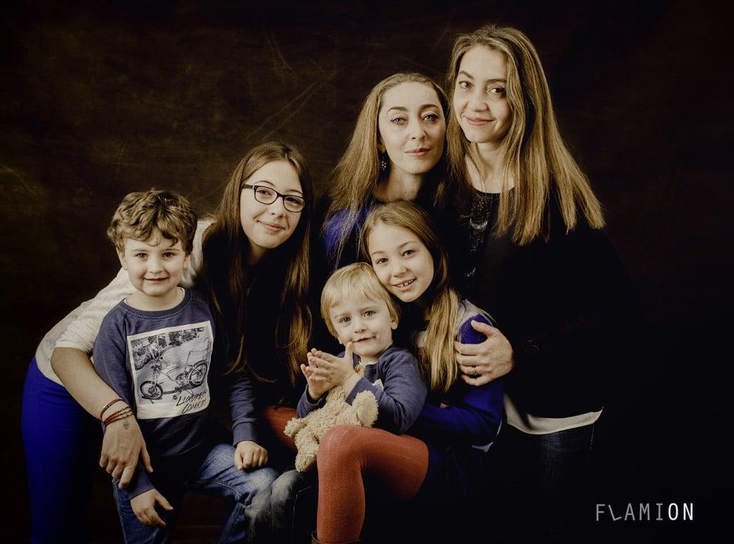portrait  de famille bloga