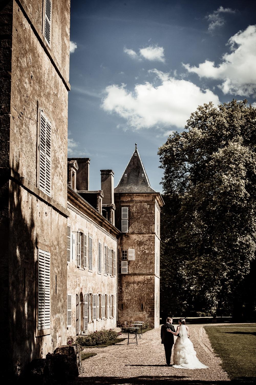 mariage au chateau preisch