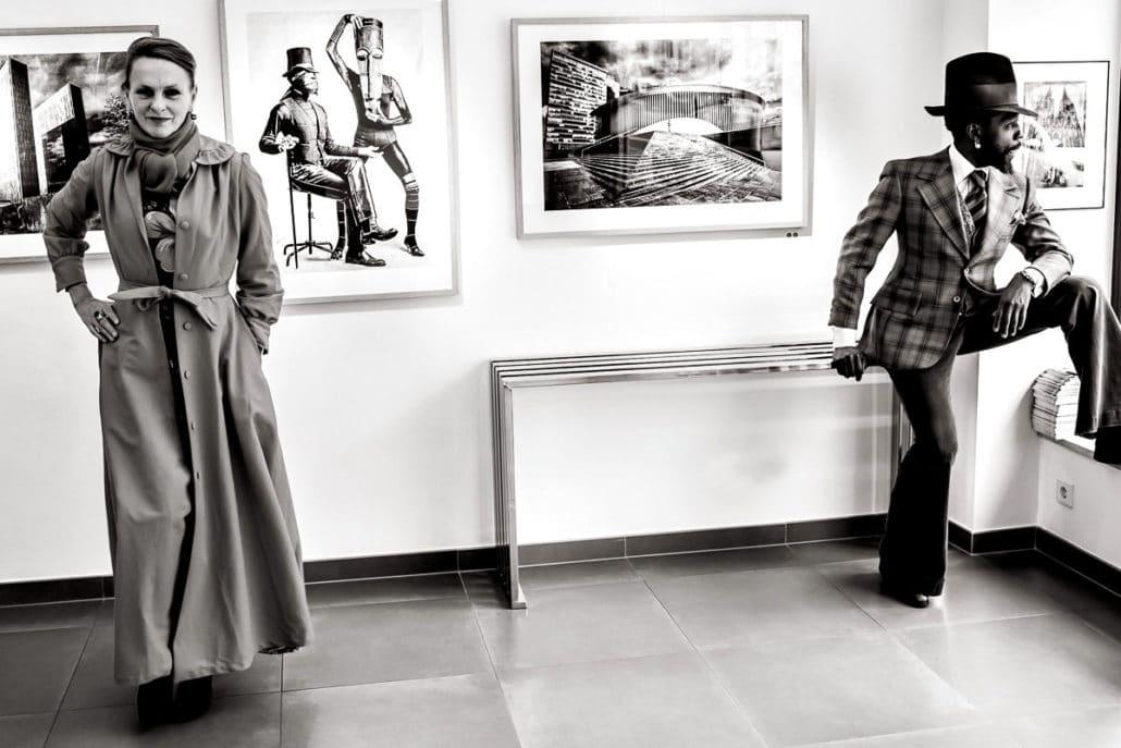 Lea Lund & Erik K photographe artistes