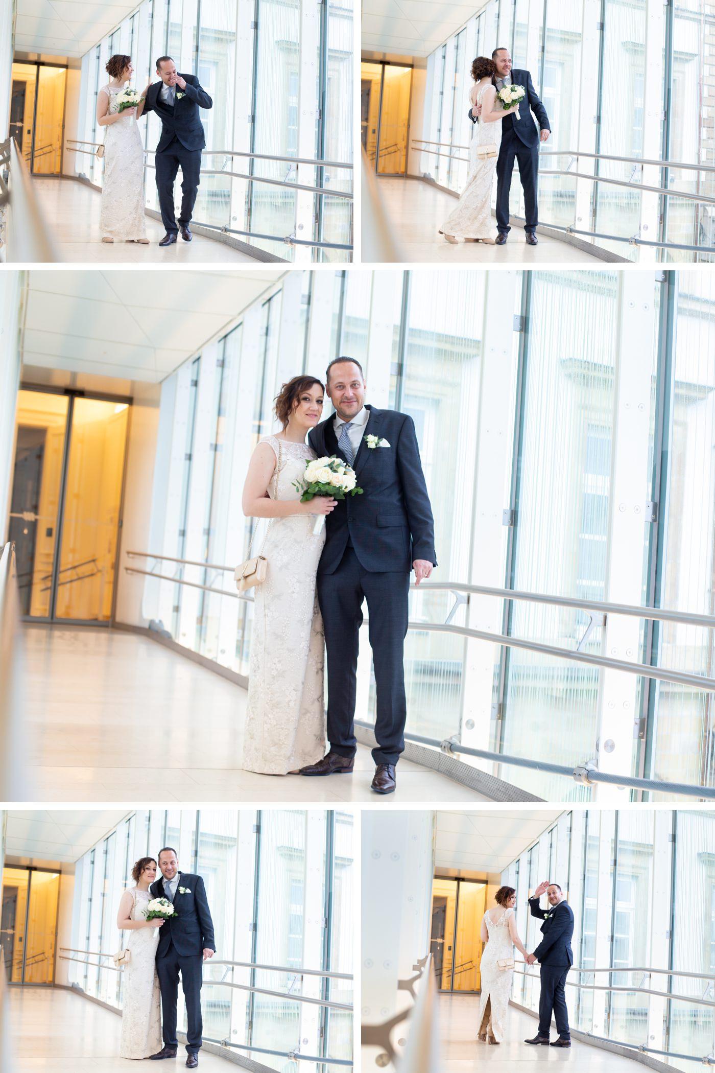 souvenirs d'un mariage à luxembourg city